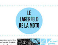 Le Lagerfeld de la moto