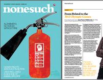Bristol and Beyond interview, Nonesuch Magazine, 2012