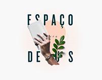 Espaço para Deus ⏤ Book