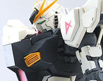 RX-93 Nu Gundam Evolve 5 Ver.