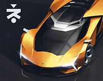 Lamborghini concepto X