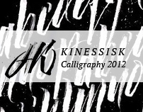Calligrapgy 2012