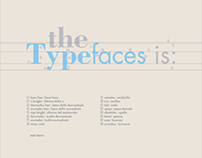 Anatomy of Typefaces