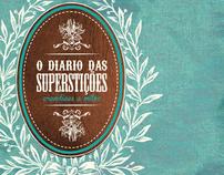 Livro: O Diário das Superstições
