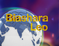 K24 Biashara Leo (Business Today) Bumper Animation