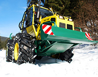 LKT 81/2 forestry tractor