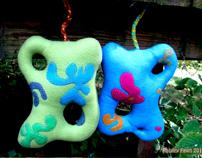 Geeky Amoeba Plush Toys