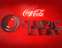 Coca Cola Olympic Beat Ident Animation