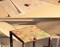 Milan stool