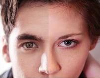 Olga Zatorska & Gil Valente (Face Models)