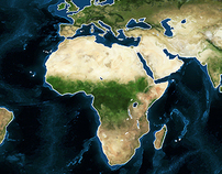 Earth Map - WeatherHD2