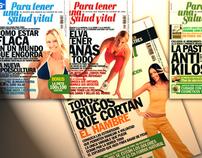 SALUD VITAL | Magazine (Argentina)