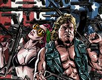Amerikarate #5 Comic Book Cover