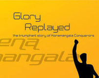 Glory Replayed - Arena Animation Koramangala