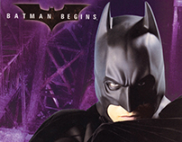 Batman Begins (The Movie Storybook)