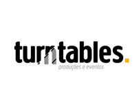 turntables. logo