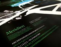 Ferrous and Conifer: Univers & Meridien