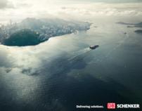 DB Schenker - Campaign Website