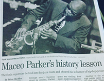 1.11 Philadelphia Inquirer Concert Review:Maceo Parker