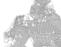 Brooklyn Vector Map