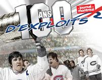 Canadiens de Montréal Fascicules 100 ans