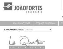 João Fortes Engenharia - information architecture
