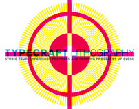 Typecraft Studio Tour Poster