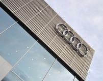 Audi, Belfast.