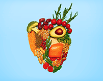 """Video ad """"Healthy Heart"""""""