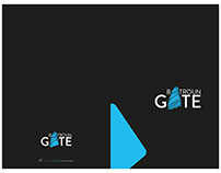Batroun Gate - Real Estate - Booklet design