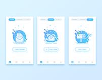 Work+ app