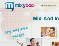 Mixyboo - Social Networking