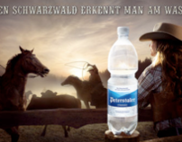 Peterstaler Mineral Water - Corporate Website