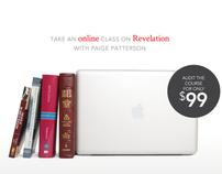 Revelation Class Ad