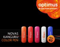 Kanguru Color Pens - Optimus