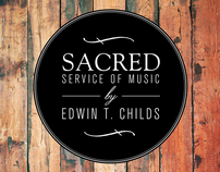 Sacred Service of Music Ad