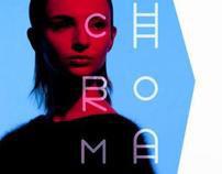 CHROMA feat. in RAUKUS MAGAZINE