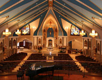 Architectural Photography - Religious Facilities