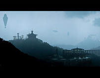 Matte Painting Research | 2010