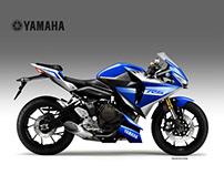 YAMAHA YZF-R5
