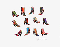 Fall in Shoes
