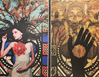 Poster Diptych: Life & Death