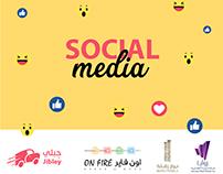 Social Media 2017 KSA