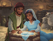 World Vision Christmas Storybook