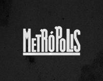 Metrópolis - Opening Titles