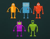 2D | Robots