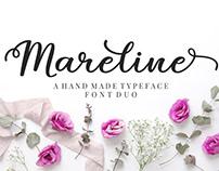 Mareline Script