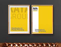 Raya Group Logo & Kurumsal Kimlik