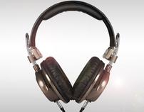 Art Direction/Branding/Visual - California Headphones