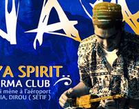 Gaada Gnawi poster design